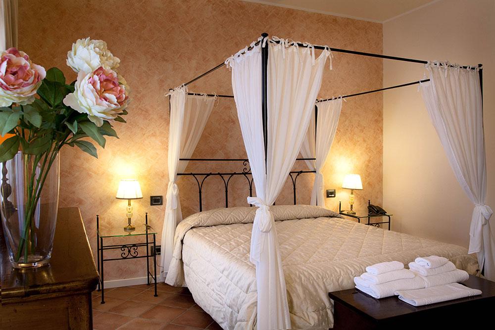 Tenuta Albertini Zevio Verona Particolare Camere singole doppie e triple