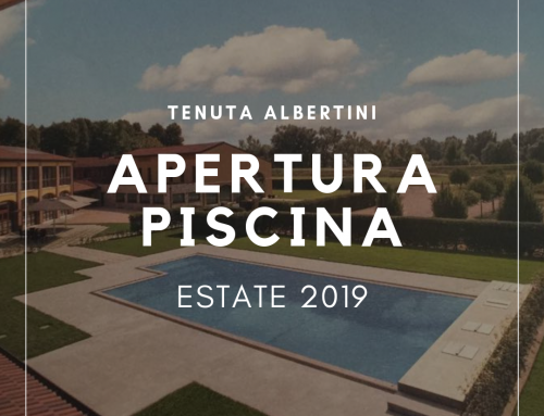 Apertura piscina Estate 2019