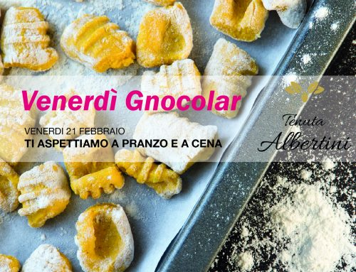 Venerdì Gnocolar | 21 Febbraio 2020